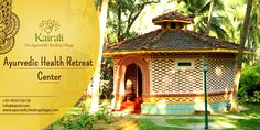 Reinvigorate amidst Nature at Kairali, Palakkad  Indulge in ebullience of nature and rejuvenate your senses with authentic ayurveda at Kairali's health retreats. An existing utopia of well-being 'The Ayurvedic Healing Village' will ameliorate you from the daily stress while reinstating the much needed equilibrium of the body, mind and soul. Experience the authentic healing practices of ancient India in the lap of modern holistic luxury. www.ayurvedichealingvillage.com