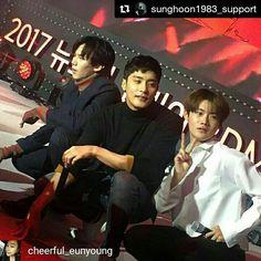 47 個讚,1 則留言 - Instagram 上的 Debbie Moh(@debbie_moh):「 #Repost @sunghoon1983_support ・・・ [ DJING ] 2017.11.20 TODAY #SungHoon #THEKING show DJING for… 」