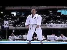 JKA Karate Kumite - Japan - YouTube