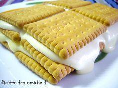 #Torta #biscotti e #crema