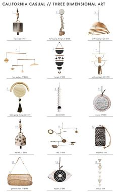 Achieving the 'California Casual' Style: Wall Art | Emily Henderson | Bloglovin'
