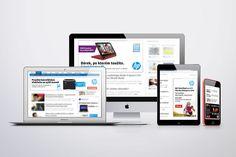 HP Marketing | BPR Creative Online Web Design, Online Marketing, Creative