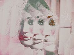 'Three faces' von Gabi Hampe bei artflakes.com als Poster oder Kunstdruck $18.02