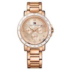Relógio Tommy Hilfiger Feminino Aço Rosé - 1781513