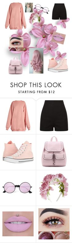 """Untitled #56"" by unknow43girl ❤ liked on Polyvore featuring Acne Studios, Converse, Le Specs and Monsoon"