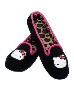 Hello Kitty Slippers, Smoking Flats - Handbags & Accessories - Macy's