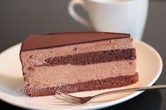 Čokoladna muss torta