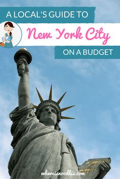 A+Local's+Guide+to+New+York+City+on+a+Budget