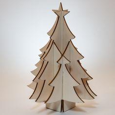 Días hasta que yo llegue Santa//Navidad placa de Corte Láser De Madera Mdf Lista Para Decorar Mdf