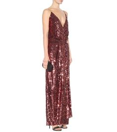 mytheresa.com - Sequin-embellished gown - Dresses - Clothing - Sale - Luxury Fashion for Women / Designer clothing, shoes, bags