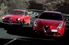 Riflettori puntati su nuova Alfa Romeo Giulietta Sprint