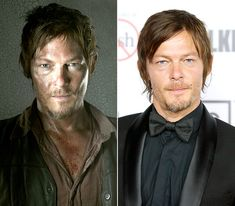 The Walking Dead Cast: What They Look Like on the Red Carpet: Norman Reedus