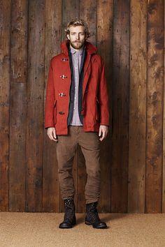 Jacket + Sweater + Shirt + Pants + Boots