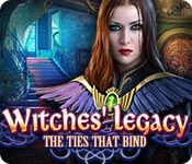 Witches' Legacy: The Ties that Bind for iPad, iPhone, Android, Mac & PC! Big Fish is the place for the best FREE games Big Fish Games, Bound 2, Mac Games, Dancing Figures, Ties That Bind, Hidden Objects, Free Games, Games To Play, Wonder Woman