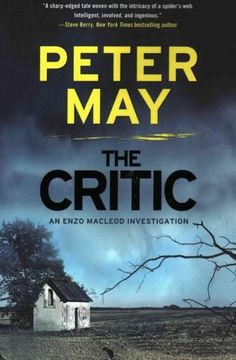 """The Critic by Peter May - 3/5 - Lots of great background on wine-making and wine criticism - but great background does not make a great novel - I'm doubtful about Enzo's appeal as a lead character. The book just felt a bit """"clunky"""""""