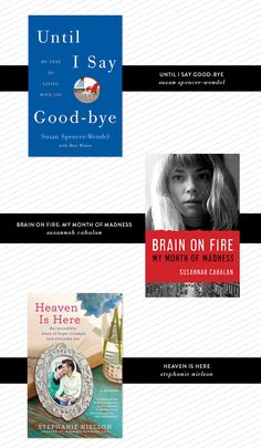 3 Books to add to your Book List — All true stories!