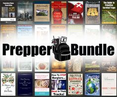 Get 27 Prepper Books for $1.11 Each!! (along with 3 e-courses and 8 other bonuses)  The 2017 Prepper Bundle is here, but only until the end of June 12, 2017, then it will be gone!  Check out the complete list of books here: http://urbansurvivalsite.com/visit/prepper-bundle