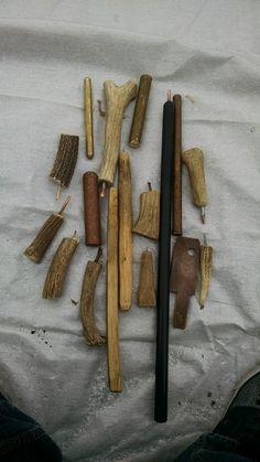 Flint Knapping Tools