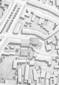 Recognition, Weis & Volkmann Leipzig with ZILA Leipzig - Siteplan - Architecture Architecture Site Plan, Architecture Collage, Architecture Graphics, Architecture Drawings, Masterplan Architecture, Landscape And Urbanism, Site Plans, Urban Planning, Urban Design