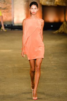 Christian Siriano Spring 2014 Ready-to-Wear Fashion Show