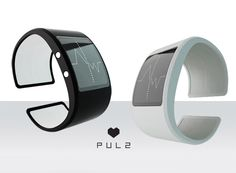 Pulz Watch Monitors your Heart Beat by Adam Nagy