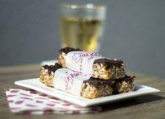 Mueslirepen met chocola (via Bloglovin.com )
