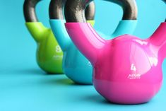 Kettlebells are increasing in popularity and for a good reason - they are such an effective tool for weight loss and fat burning. Imagine a complete total body resistance and cardio workout that only takes a half hour... okay that was a trap, it's kettleb https://www.kettlebellmaniac.com/shop/
