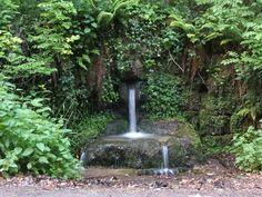 Old Man's Mouth, East Ayton Richard Ii, Old Men, Waterfalls, Pools, Britain, Fountain, Ireland, Stones, Places