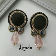 Projects To Try, Ear Studs, Evening Dresses, Stud Earrings, Jewerly