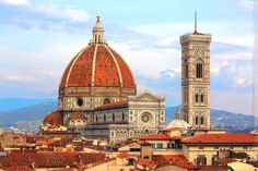 6 of the Best Cathedrals in Italy Photos | Architectural Digest - FLORENCE CATHEDRAL, FLORENCE, ITALY (=)