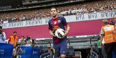 Jordi Alba Ingin Juara Bersama Barcelona - Indobola