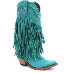 Fringe, boots!