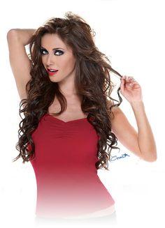 Anahi hair