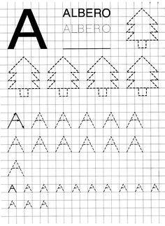 Printable Preschool Worksheets, Kindergarten Math Worksheets, Tracing Worksheets, Alphabet Worksheets, Educational Activities, Toddler Activities, Learning Activities, Preschool Art Projects, Graph Paper Art