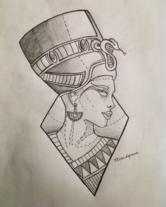 Finger Tattoos Temporary – Take Shelter Tattoos Tattoo Design Drawings, Pencil Art Drawings, Art Drawings Sketches, Tattoo Sketches, Tattoo Designs, Cleopatra Tattoo, Nefertiti Tattoo, Drawing Fist, Queen Drawing