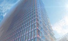 Interview avec Fabrice Prades, directeur du projet Tour La Marseillaise (quais d'Arenc) pour le groupement VINCI Construction France. Construction, France, Tour, Architecture, Skyscraper, Multi Story Building, Vinci, Interview, Arquitetura