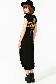 Ooh, DIY a different shape ont back? Losing My Religion Dress Pretty Black Dresses, Rocker Chic Style, Dresses For Sale, Dresses For Work, Expensive Dresses, Simply Fashion, Grunge Girl, Playing Dress Up, How To Look Pretty