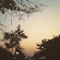 #evening
