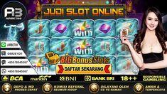 Airbet88 merupakan sebuah Situs Judi Slot Online Terpercaya Di Indonesia. Selain itu kami selalu memberikan beberapa bonus dan promo menarik yang bisa kamu dapatkan dengan mudah. Dan ditambah dengan kemudahan melakukan transaksi melalui bank-bank terpercaya di Indonesia seperti bank BCA, BNI, BRI, dan Mandiri.