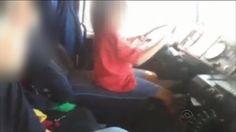 PRF identifica homem que gravou criança ao volante de caminhão no RS +http://brml.co/1OzFIDW