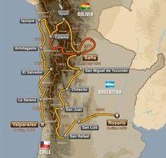 Dakar 2014: un recorrido complejo a prueba de resistencia.  Recorridos disociados: más de 40 % de la distancia.  Desde hace varios años, los organizadores del Dakar trabajan para adaptar el recorrido a los terrenos nuevos en América del Sur, permitiendo que cada categoría de vehículos se aventure en pistas donde mejor funcionen. Para la edición 2014, se