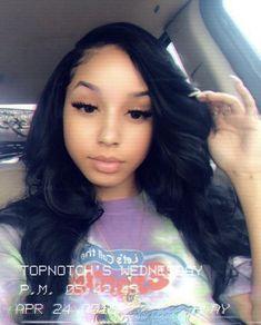 𝐅𝐨𝐥𝐥𝐨𝐰:@𝐓𝐫𝐨𝐩𝐢𝐜_𝐌 𝐟𝐨𝐫 𝐦𝐨𝐫𝐞 ❄️ 𝐈𝐧𝐬𝐭𝐚𝐠𝐫𝐚𝐦:@𝐢𝐭𝐬𝐩𝐫𝐚𝐝𝐚𝐬𝐳𝐧 🥀 Sew In Hairstyles, Baddie Hairstyles, Black Girls Hairstyles, Curled Hairstyles, Pretty Hairstyles, Straight Hairstyles, Sew In Wig, Natural Hair Styles, Long Hair Styles