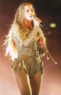 Beyoncé Formation World Tour Wembley Stadium London 2nd July 2016