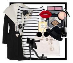 """Black&White"" by regine-velasquezs-lutong-bahay on Polyvore featuring MaxMara, Christian Dior, Superdry, Chanel, Hermès, Miss Selfridge, Bobbi Brown Cosmetics, Gucci, MAC Cosmetics and Miu Miu"