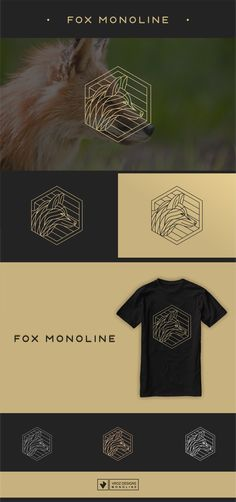 "Check out my @Behance project: ""FOX MONOLINE"" https://www.behance.net/gallery/60305877/FOX-MONOLINE"