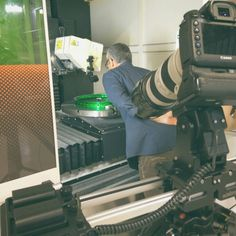 Filming for @alvarodalfarra77 #laser #daboot #madeinitaly #edekrone #canon #manfrotto #piazzarosa