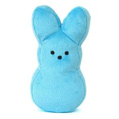 Blue Plush Peep @ peeps and company