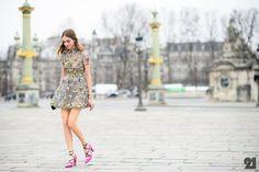 Chiara Ferragni | Paris