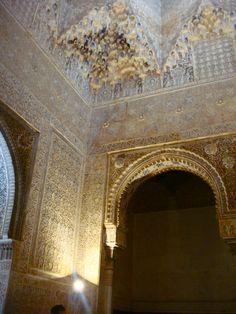 Abencerrajes Alhambra Granada Es