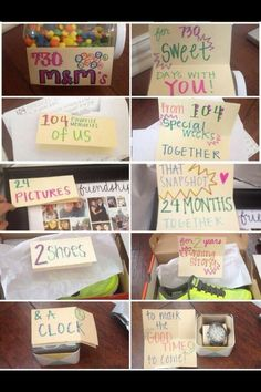 Love this idea for an anniversary, cute little surprise, or for a holiday gift to a girlfriend, boyfriend, or a friend! :)